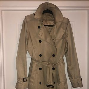 Burberry Brit Trench coat size 10